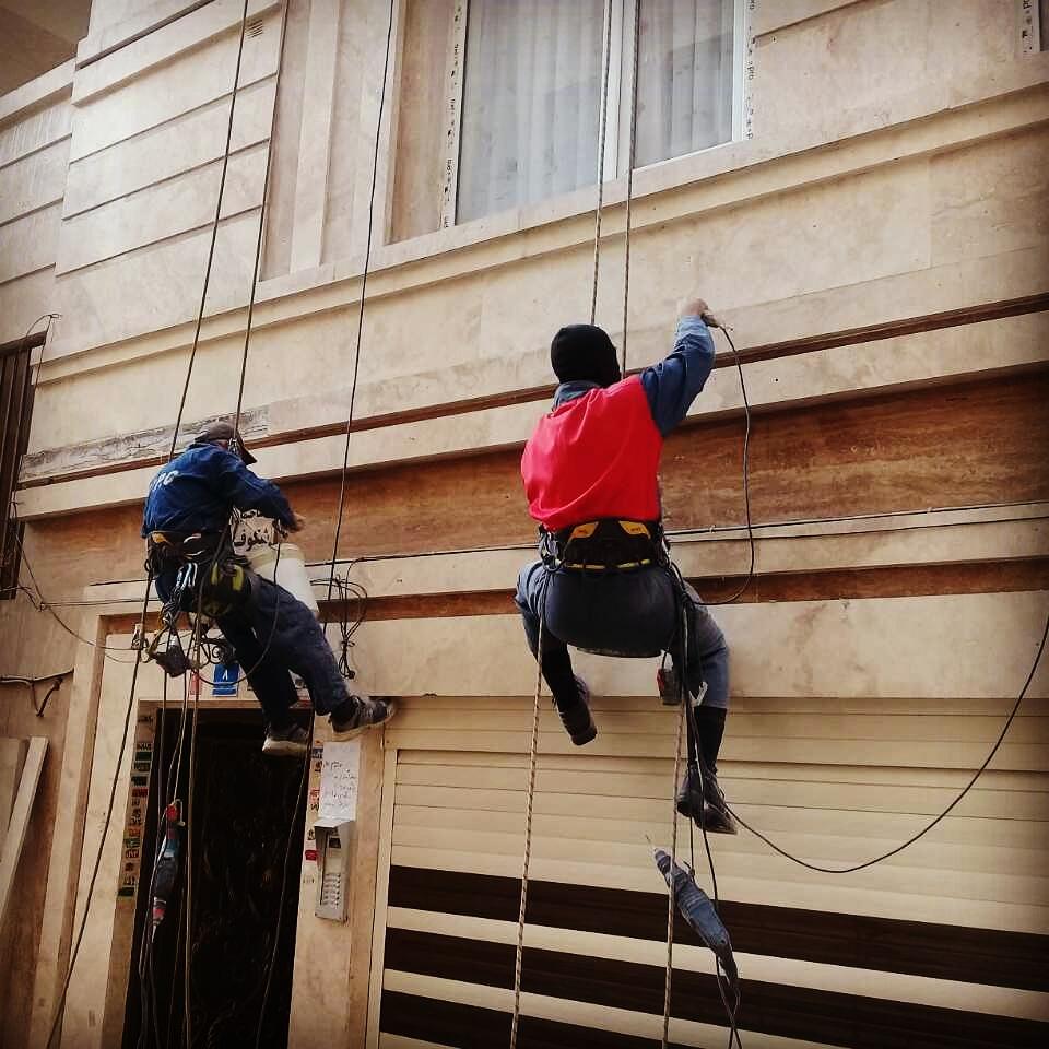 خدمات نما ساختمان در ورامین و قرچک
