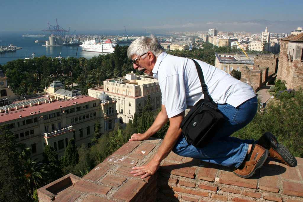 ترس از ارتفاع | آکروفوبیا acrophobia